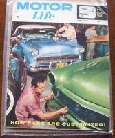 1956 / 1957 ESKA 'Kiddie Corvette' Pedal Car  Motor Life Magazine JUNE,1956