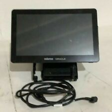 Oracle Micros Workstation 6 Terminal Pos with Stand - excellent condition.