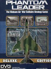 DVG Phantom Leader Vietnam Air War Solitaire Deluxe Edition New