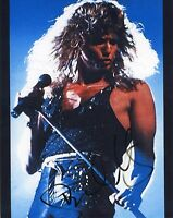 "~~ DAVID COVERDALE Authentic Hand-Signed ""WHITESNAKE"" 8x10 Photo ~~"