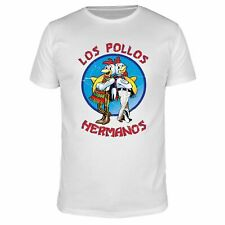 Los pollos hermanos Heisenberg Walter White gustavo Gus Hank Bad Breaking Shirt