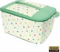 HORI Animal Crossing New Horizons Storage Bag for Nintendo Switch F/S Japan