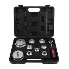 10Pcs/Set Universal Oil Filter Wrench Cap Socket Remover for Toyota Lexus New