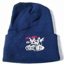 VTG No Limit Records Beanie Stocking Hat Cap Winter 90s Rap Hip Hop Master P
