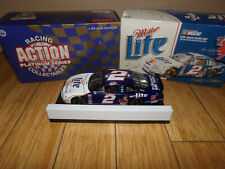 1/24 RUSTY WALLACE #2 MILLER / ELVIS TCB 1998 ACTION NASCAR DIECAST