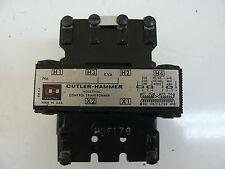 CUTLER HAMMER 42-3082 INDUSTRIAL CONTROL TRANSFORMER 050KVA
