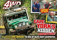 4WD Action DVD 204-Cape York's Hidden Adventure! Musgrave Roadhouse -Port Stuart