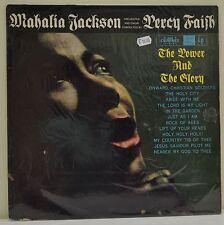 Mahalia Jackson, Orchestra & Choir Conductor Percy Faith, Power And Glory, (L2)