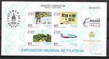 ESPAÑA  - PRUEBA Nº 59 AVIACION Y ESPACIO 1996