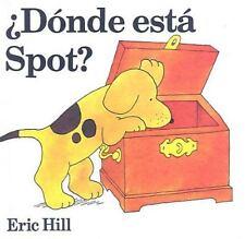 Donde Esta Spot? (Spanish Edition)-ExLibrary