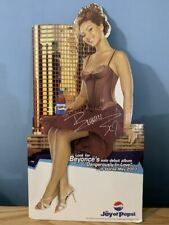 *Extremely Rare* New Beyoncé Pepsi Cardboard Poster Dangerously In Love Beyonce