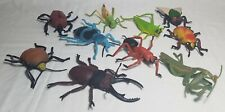 "Insect Toys 10 piece Lot 5""-6"" Long"
