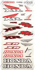 Honda XR 125 250 400 500 600 Decals Stickers Graphics Enduro