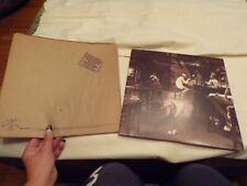 VTG Album Led Zeppelin In Though the Out Door