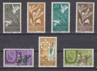 SAHARA (SPAIN) - AÑO 1956 NUEVO SIN FIJASELLOS COMPLETO MNH - EDIFIL 126/32