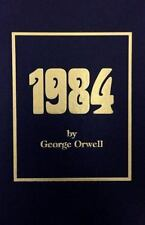 1984 by George Orwell (2005, Hardcover)