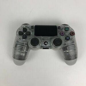Sony PlayStation 4 PS4 Dualshock Wireless Controller - Crystal/ White #CUH-ZCT2U