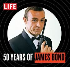 JAMES BOND 007 50 YEARS OF JAMES BOND UP TO SKYFALL  SOFTCOVER NEW COLLECTOR'S