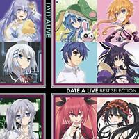 [CD] Date A Live Theme Song BEST NEW from Japan