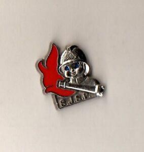 Pin's - S. J. S. P. - Sapeurs Pompiers   (857)