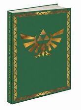 The Legend of Zelda: Spirit Tracks Collector's Edition Prima Official Guide New