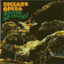 CD - Beggars Opera - Waters Of Change - A574