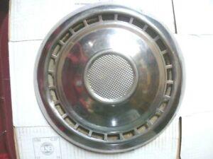 SIMCA P60: Hubcap Wheel Chrome Origin