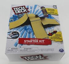 Tech Deck Starter Kit Ramp Set and Skate Board New * Free shipping*