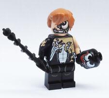 Custom Venom Super heroes minifigures comics with lego bricks