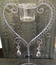 Heart Tea Light Candle Holders & Accessories with Tabletop