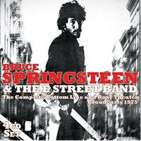 BRUCE SPRINGSTEEN - COMPLET BOTTOM LINE AND ROXY THEATER BROADCASTS 19 4 CD NEW+