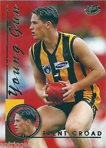 1999 Select Premiere Base Card [ 164 ] Trent CROAD Hawthorn
