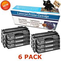 6PK Black High Yield Toner Cartridge for Canon 120 CRG120 C120 2617B001AA