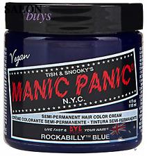 Manic Panic Classic Hair Colour 118ml Rockabilly Blue