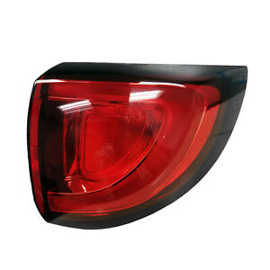 CH2805112 New Replacement Passenger Side Outer Tail Light Assembly NSF