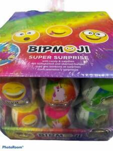 BIPMOJI SUPER SURPRISE 10g EGG  18 COUNT