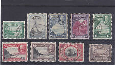 Ships, Boats Used Bermuda Stamps