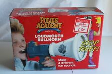 1991 Rare Police Academy Loudmouth Bullhorn New In Opened Box Very Nice See Pict