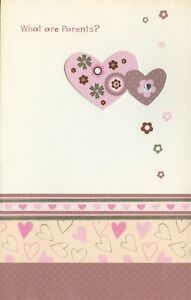 American Greetings Anniversary Card: Parents-Hope You Know How Much You're Loved