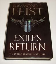 Exile's Return by Raymond Feist - Conclave of Shadows Book Three
