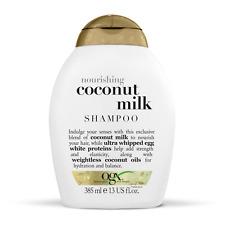 OGX Organix COCONUT MILK Nourishing Shampoo for Hydration & Balance 385ml