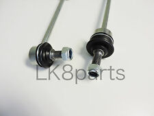 LAND ROVER DISCOVERY 2 99- 04 FRONT SWAY STABILIZER BAR LINK SET x2 RBM100223