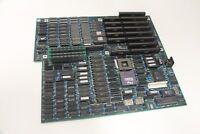 DTK PEM-2500 Motherboard Combo / Dual CPU Socket Intel 25MHz i386 Intel