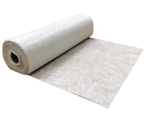 600gsm Fibreglass Chopped Strand Matting for Flat Roofs, GRP Roofing by Restec