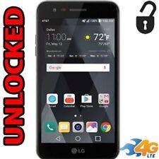 "New Lg Phoenix 3 AT&T Unlocked 4G LTE GSM 16GB 5"" M150 Quad Core Android 6.0"