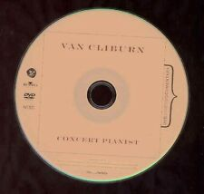Van Cliburn Dvd Music Documentary Concert Pianist A&E No Case