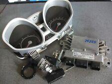 FIESTA  MK7 1.25 ECU KIT AV21 12A650 CC  WITH CHIP DASH CLUSTER WITH ESP  75325