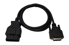 Cen-Tech Scanner 60694 60693 60794 62120 62119 OBD2 OBDII Replacement Cable 4-FT