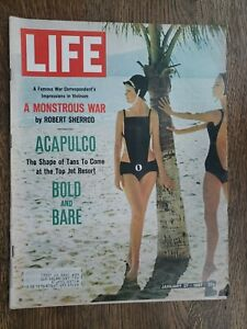Life Magazine Acapulco January 27, 1967