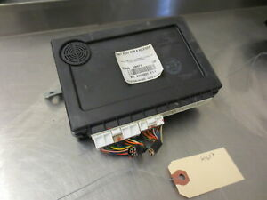 GSM617 BODY CONTROL MODULE BCM 2011 KIA FORTE KOUP 2.0 954001M471